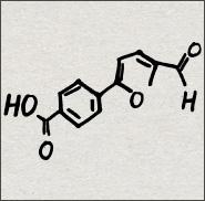 4-(5-formyl-2-furyl)benzoic acid